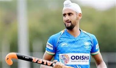 कोविड पॉजिटिव हॉकी खिलाड़ी मनदीप को अस्पताल में भर्ती कराया गया
