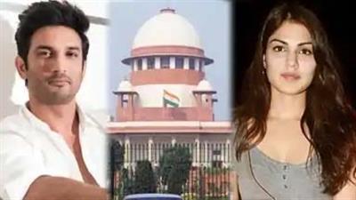 राजपूत के पिता की प्राथमिकी का पटना में किसी अपराध से संबंध नहीं, रिया चक्रवती की न्यायालय में दलील